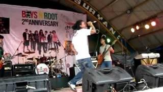 Jamaican Smoke Live - Gara Gara Rasta