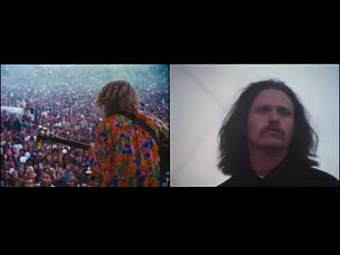 Country Joe And The Fish - Intro Song - Woodstock 1969