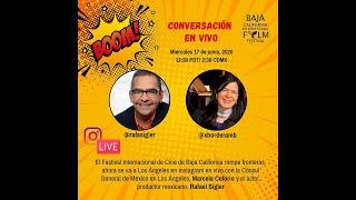 Conversación con Rafael Sigler, actor mexicano | 17 de junio, 2020