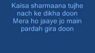 Chammak Challo with Tamil lyrics