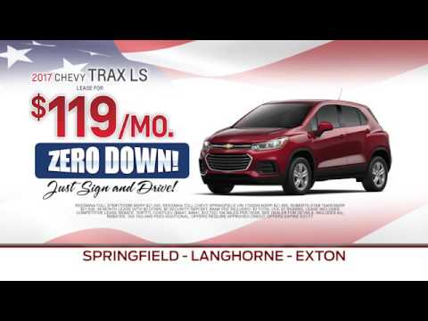 Reedman Toll Auto Group Chevrolet May 2017 Specials