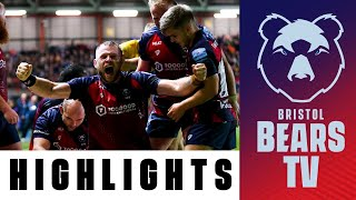 Highlights: Bristol Bears vs Bath Rugby