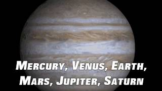 Solar System Song / Planets Song