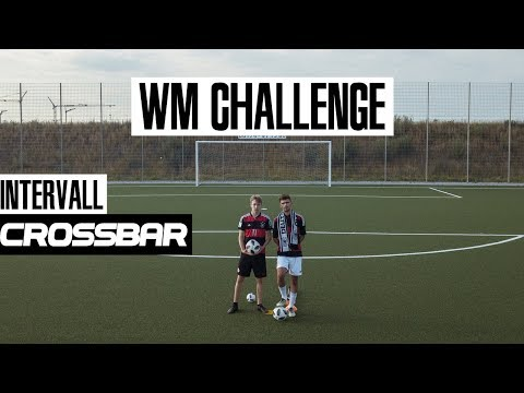 Intervall Crossbar Challenge - World Cup Challenge #1