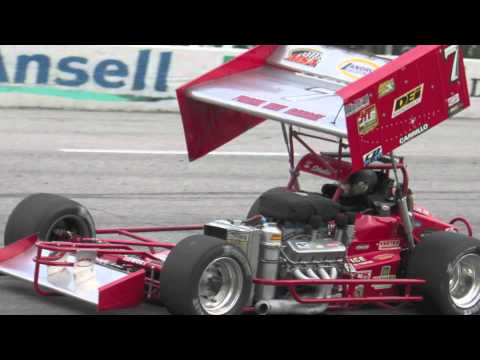 MSA Supermodifieds at Toledo Speedway