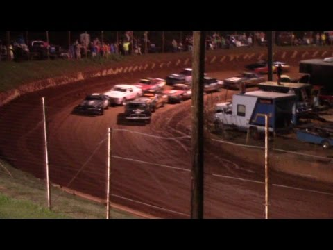 Winder Barrow Speedway Stock Eight Cylinders 8/27/16