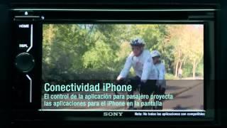 Nueva SONY Xplod XAV 601BT con Mirrorlink  Conéctate con tu Smartphone Full HD