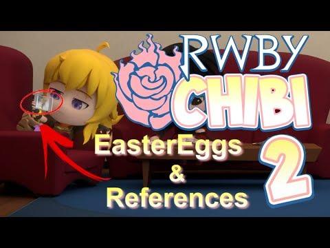 RWBY Chibi Season