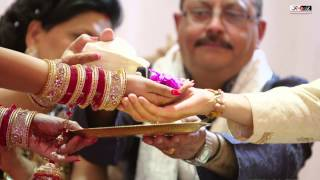 Indian Hindu Gujrati Wedding Highlights • Platinum Suite Leicester HD