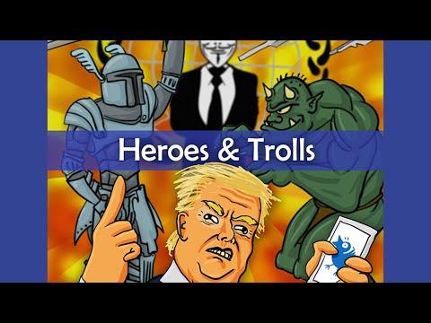 Heroes & Trolls (Parody of