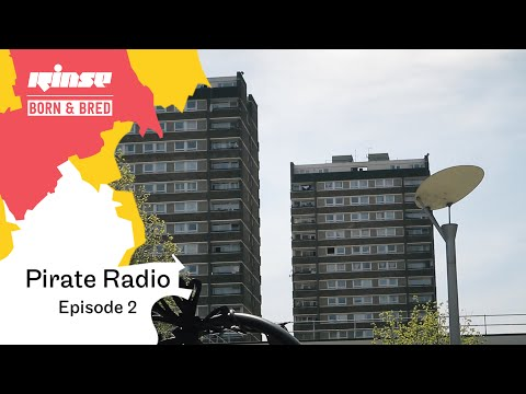 The Importance of Pirate Radio...: Rinse | Born & Bred Episode 2