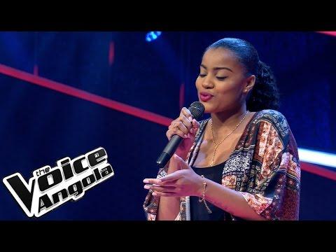"""Winny Guerra - """"Wrecking Ball"""" / The Voice Angola 2015: Audição Cega"""