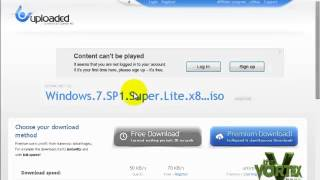 Como descargar Windows 7 SP1 Super lite v2 0 32 Bits Español gratis  2015