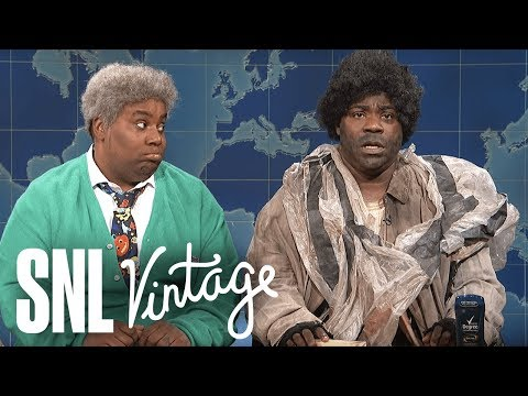 Weekend Update: Willie on Halloween (Tracy Morgan) - SNL