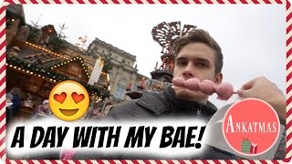 A DAY WITH MY BAE! | AnKat