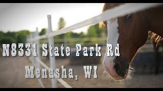 N8331 State Park Rd, Menasha | Summer 4k | Tiffany Holtz Real Estate