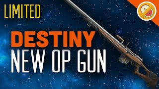 LIMITED: Destiny The Best Gun ON SALE No Land Beyond OP Funny Gaming Moments