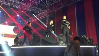 Cheri cheri lady - Isaac Sunsilk music concert Hà Nội