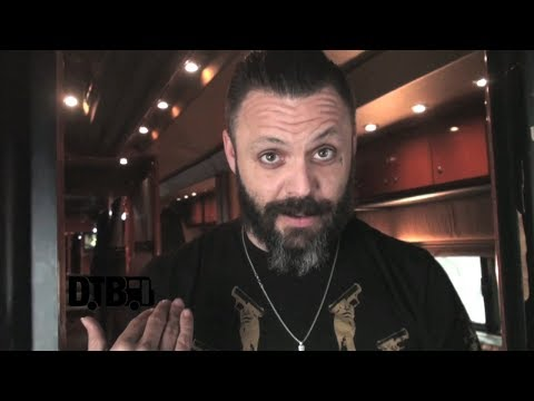 Blue October / Justin Furstenfeld - BUS INVADERS Ep. 611