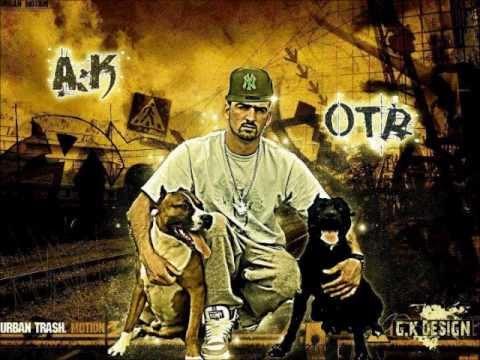 A.K Ft. Mali G & Dulla and J.R - my shqipe ( O.T.R Records )