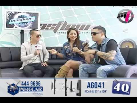Mas Flow Tv entrevista a Baby Rasta y el Gringo