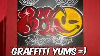 GRAFFITI YUMS