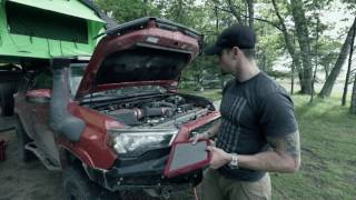 #OverlandTipOfTheMonth Presented by Toyota Knoxville and BOLD Overland: Air Filter Maintenance