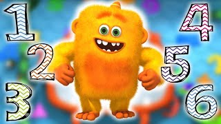 Cartoons for Kids | Monster Math Squad | FULL EPISODE | Trouble at the Day Scare Centre