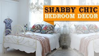 40+ Shabby Chic Bedroom Decorating Ideas