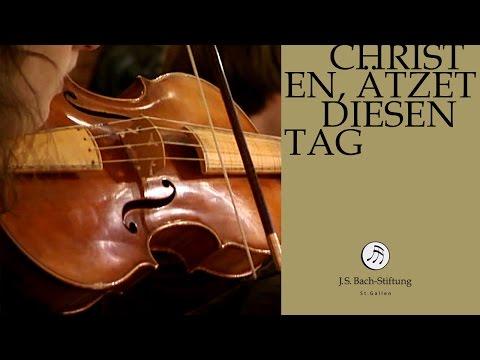 J.S. Bach - Cantata BWV 63 Christen ätzet diesen Tag | 5 Aria (J. S. Bach Foundation)