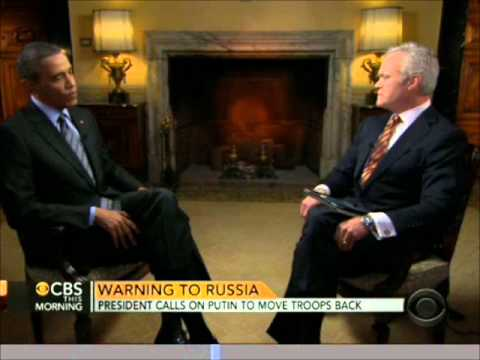 Obama Putin Pull Back From Ukraine
