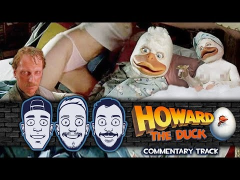Howard the Duck Jaboody Commentary Track