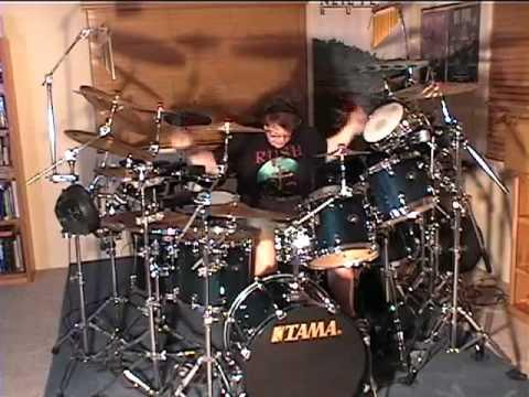 "Rush ""Cygnus X-1"": Drums!!!"