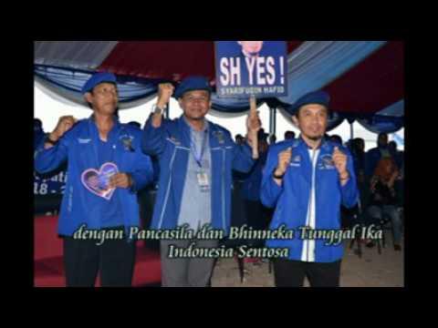 PELANTIKAN DPAC PARTAI DEMOKRAT BUNGKU SELATAN MOROWALI SULTENG