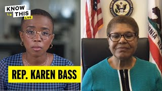 Karen Bass On The George Floyd Justice In Policing Act | KnowThis