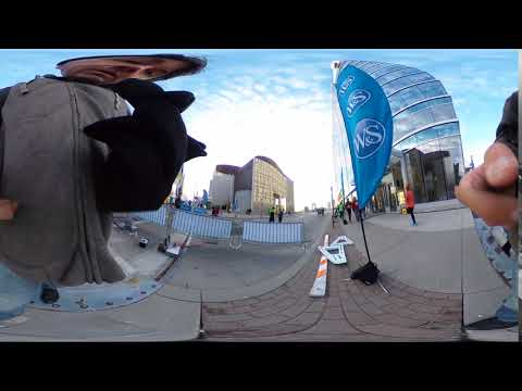 INTERACTIVE 360 DEGREE 2017 Cincinnati Thanksgiving Day Race