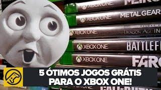 5 ÓTIMOS JOGOS GRÁTIS NO XBOX ONE!