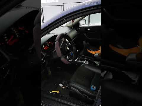 Honda Accord CL9 аварийное реле топливного насоса
