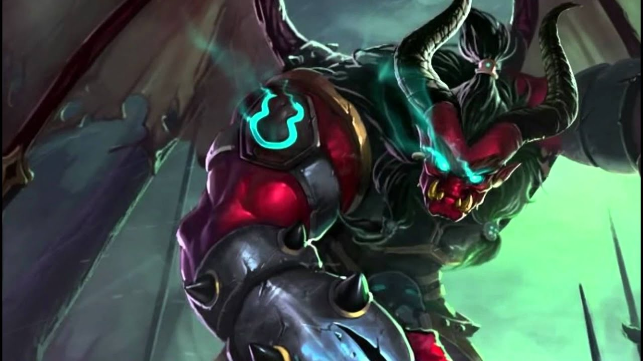 Epic Wallpapers Hd League Of Legends Quot Gatekeeper Galio Quot Menu Theme Song Youtube