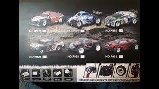 Drift with WLToys K989 4WD Rally Car 1/28
