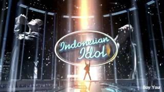Indonesian idol Steel Heart Angel Eyes