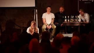 FuckUp Night Prague - Meatspace Special - Elena Janota