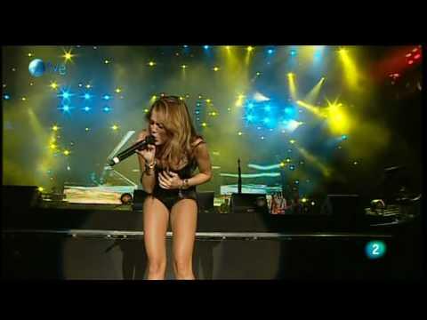 Miley Cyrus -Driveway- Rock in Rio Madrid live