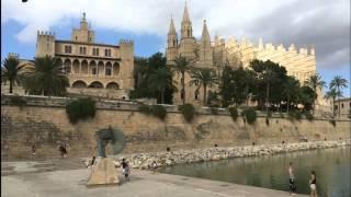 Palma de Mallorca, Spain - 7 Night Western Mediterranean Cruise - Part I - August 1, 2015