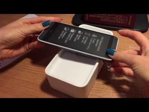 Мобільний телефон HTC Desire 620G Dual Sim Gloss White