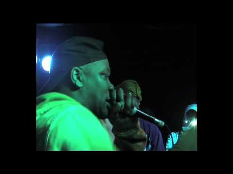 CONGO NATTY LIVE feat. JUNIOR DANGEROUS & TENOR FLY