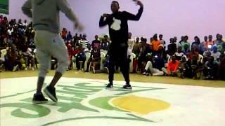 Lumbani vs Chaka | Street Culture Zambia 10 | Hip Hop FreeStyle Category 2014