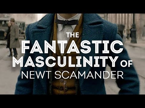 Thumbnail: The Fantastic Masculinity of Newt Scamander