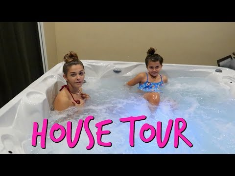 BRAND NEW HOUSE TOUR! BRACES AND INVISALIGN UPDATES! | EMMA AND ELLIE