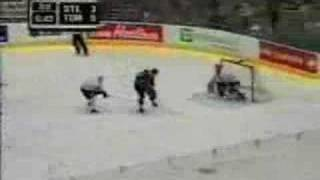 Greatest NHL comeback-St.louis Blues vs. Toronto Maple Leafs